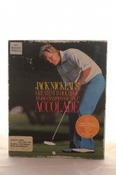 Jack Nicklaus Greatest 18 Holes of Major Champion